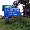 Laurel Hill Summit