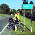 Robb MacKenzie 2006 Equal Parenting Bike Trek
