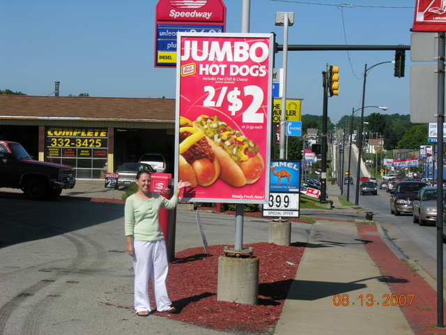 Hot Dog Anyone!?