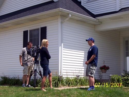 Robert Pedersen Fox News Channel 17 TV Interview